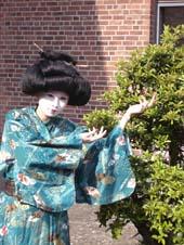 Geisha- Hostess - PROMOTER